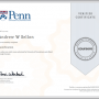 Gamification Course Verified Certificate - Small